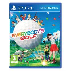 Everybody's Golf (Hra PS4)