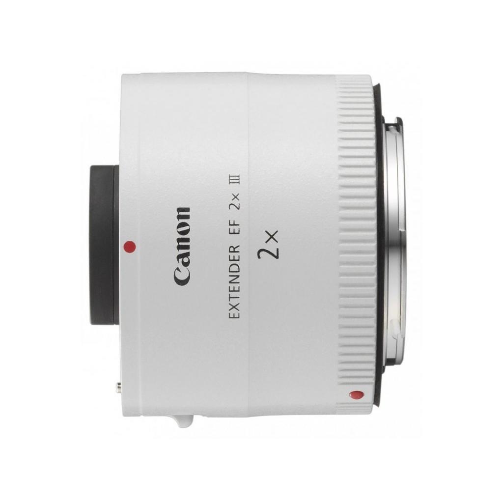 Canon Extender EF 2.0 X III, Rozbalený