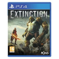 Extinction (Hra PS4)