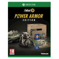 Fallout 76 (Power Armor Edition) (Hra XboxOne)