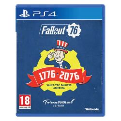 Fallout 76 (Tricentennial Edition) (Hra PS4)
