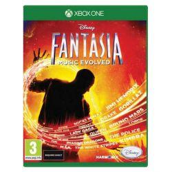 Fantasia: Music Evolved (Hra XboxOne)