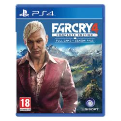 Far Cry 4 Complete Edition CZ (Hra PS4)