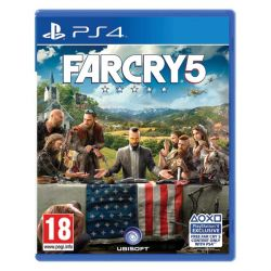 Far Cry 5 (Hra PS4)