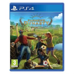 Farmer's Dynasty (Hra PS4)