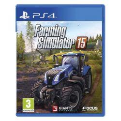 Farming Simulator 15 (Hra PS4)