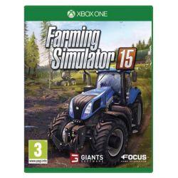 Farming Simulator 15 (Hra XboxOne)