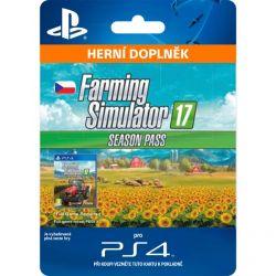 Farming Simulator 17 (CZ Season Pass) (Hra PS4)