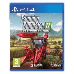 Farming Simulator 17 (Platinum Edition) (Hra PS4)
