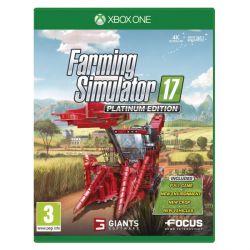 Farming Simulator 17 (Platinum Edition) (Hra XboxOne)
