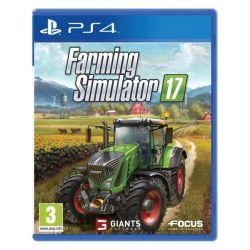 Farming Simulator 17 (Hra PS4)