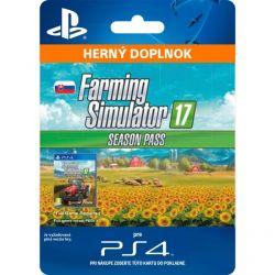 Farming Simulator 17 (SK Season Pass) (Hra PS4)