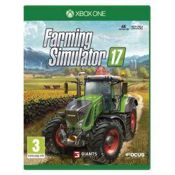 Farming Simulator 17 (Hra XboxOne)