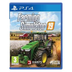 Farming Simulator 19 CZ (Hra PS4)