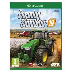 Farming Simulator 19 (Hra XboxOne)