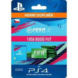 FIFA 19 Ultimate Team (CZ 1050 FIFA Points) (Hra PS4)