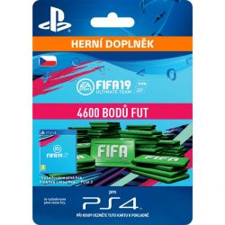 FIFA 19 Ultimate Team (CZ 4600 FIFA Points) (Hra PS4)