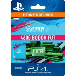 FIFA 19 Ultimate Team (SK 4600 FIFA Points) (Hra PS4)