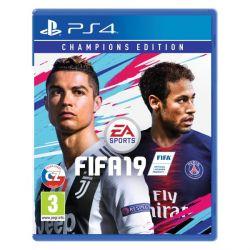 FIFA 19 CZ (Champions Edition) (Hra PS4)