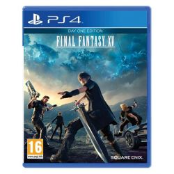 Final Fantasy 15 (Day One Steelbook Edition) (Hra PS4)