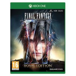 Final Fantasy 15 (Royal Edition) (Hra XboxOne)