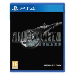 Final Fantasy 7 (Remake) (Hra PS4)