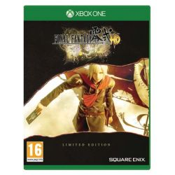 Final Fantasy Type-0 HD (Limited Edition) (Hra XboxOne)