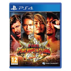 Fire Pro Wrestling World (Hra PS4)