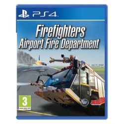 Firefighters: Airport Fire Department (Hra PS4)