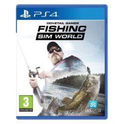 Fishing Sim World (Hra PS4)