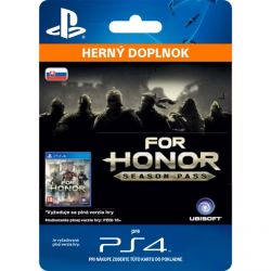 For Honor CZ (SK Season Pass) (Hra PS4)