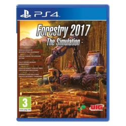 Forestry 2017: The Simulation (Hra PS4)
