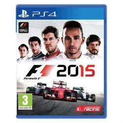 Formula 1 2015 (Hra PS4)