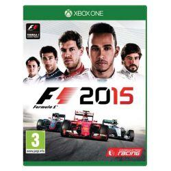Formula 1 2015 (Hra XboxOne)
