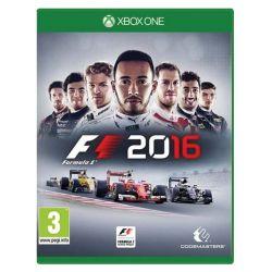 Formula 1 2016 (Hra XboxOne)