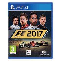 Formula 1 2017 (Hra PS4)