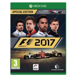 Formula 1 2017 (Special Edition) (Hra XboxOne)