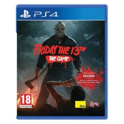 Friday the 13th: The Game (Hra PS4)