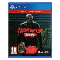 Friday the 13th: The Game (Ultimate Slasher Edition) (Hra PS4)