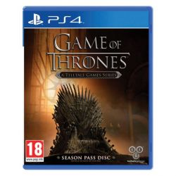 Game of Thrones: A Telltale Games Series (Hra PS4)