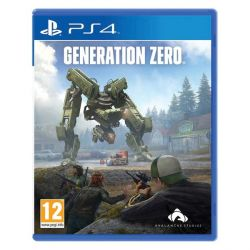 Generation Zero (Hra PS4)