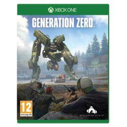 Generation Zero (Hra XboxOne)