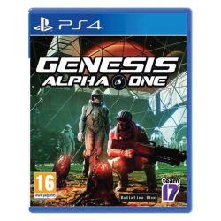 Genesis Alpha One (Hra PS4)