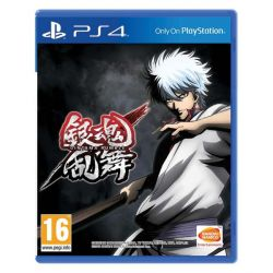 Gintama Rumble (Hra PS4)
