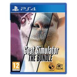 Goat Simulator: The Bundle  (Hra PS4)