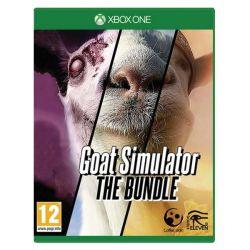 Goat Simulator: The Bundle  (Hra XboxOne)
