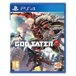 God Eater 3 (Hra PS4)