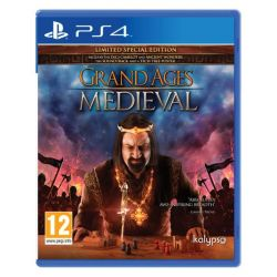 Grand Ages: Medieval (Limited Special Edition) (Hra PS4)
