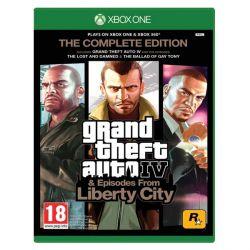 Grand Theft Auto 4: Complete Edition (Hra XboxOne)