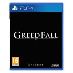 GreedFall (Hra PS4)
